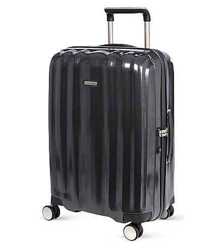 SAMSONITE Lite-Cube four-wheel suitcase 68cm (Graphite