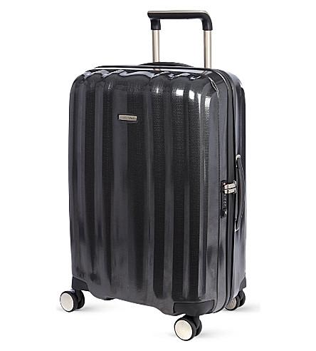 SAMSONITE Lite-Cube four-wheel suitcase 68cm (Graphite