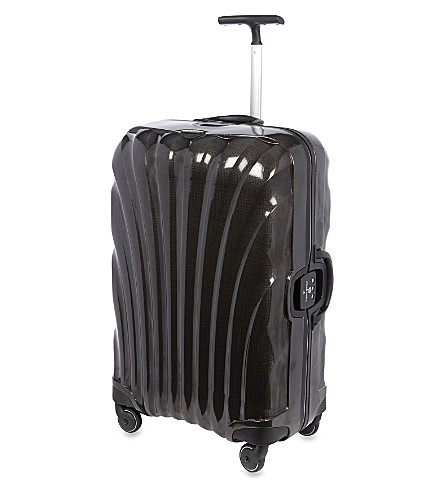 SAMSONITE Lite-Locked four-wheel suitcase 69cm (Black