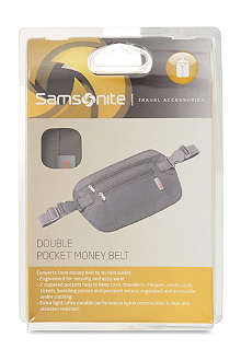 SAMSONITE Double pocket money belt