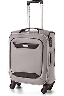 SAMSONITE B–Lite DLX expandable four-wheel suitcase 55cm