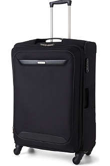 SAMSONITE B–Lite DLX expandable four-wheel suitcase 78cm