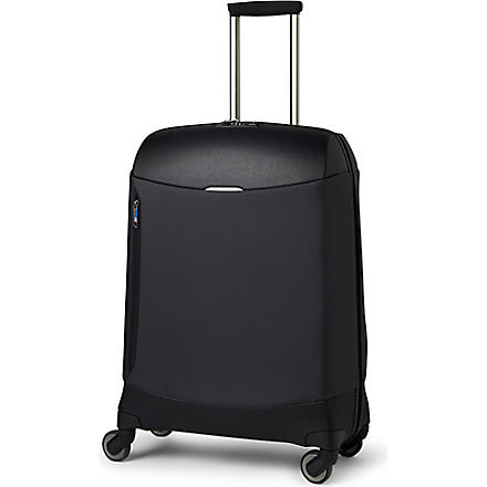 SAMSONITE Litesphere expandable four-wheel suitcase 65cm (Black