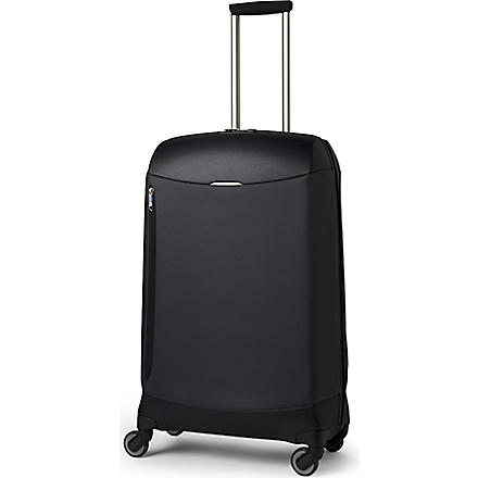 SAMSONITE Litesphere expandable four-wheel suitcase 75cm (Black