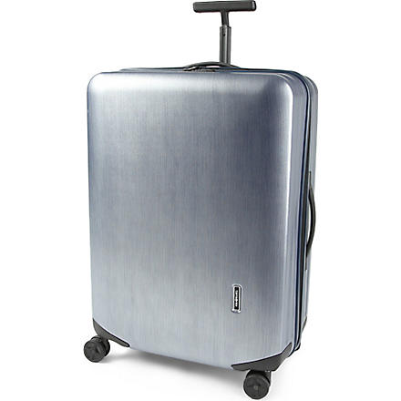 SAMSONITE Inova four-wheel suitcase 75cm (Blue