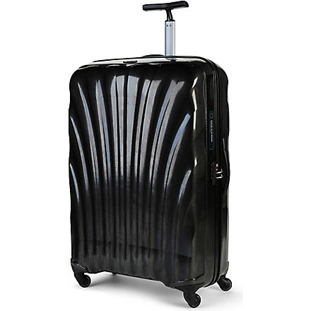 SAMSONITE Cosmolite four-wheel suitcase 85cm (Black