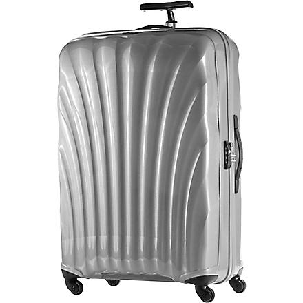 SAMSONITE Cosmolite four-wheel suitcase 85cm (Silver