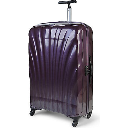 SAMSONITE Cosmolite four-wheel suitcase 85cm (Violet