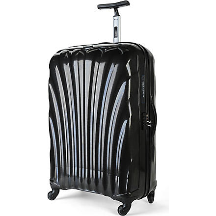 SAMSONITE Cosmolite four-wheel suitcase 79cm (Black