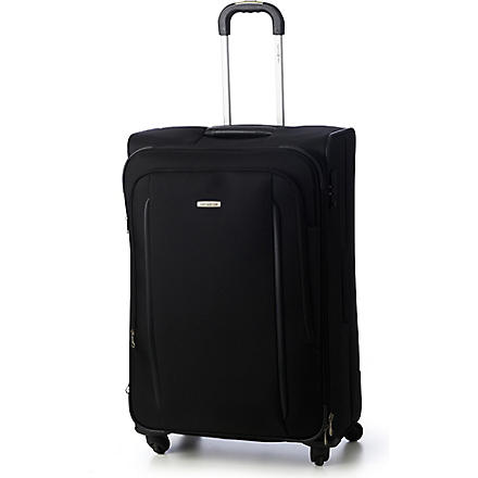 SAMSONITE X Blade Lite four-wheel suitcase 78cm (Black