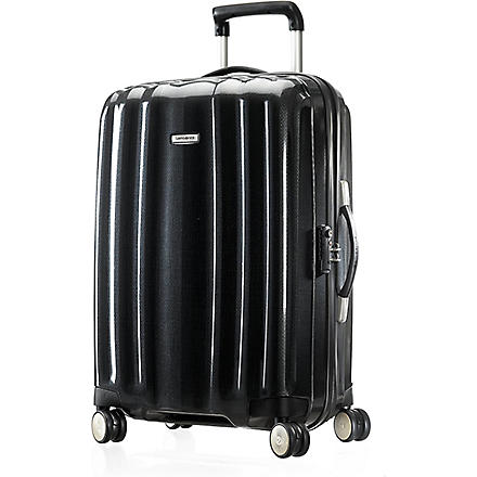 SAMSONITE Cubelite four-wheel suitcase 76cm (Graphite