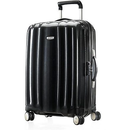 SAMSONITE Cubelite four-wheel suitcase 82cm (Graphite