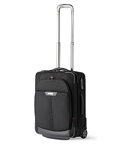 SAMSONITE Pro-DLX3 two-wheel suitcase 55cm (Black