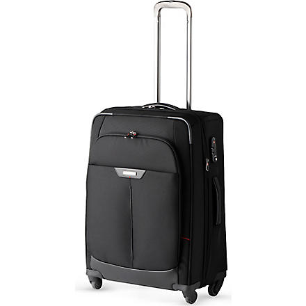 SAMSONITE Pro–DLX3 four-wheel suitcase 68cm (Black
