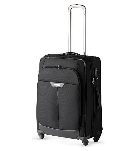 SAMSONITE Pro–DLX3 four-wheel suitcase 68cm (Black