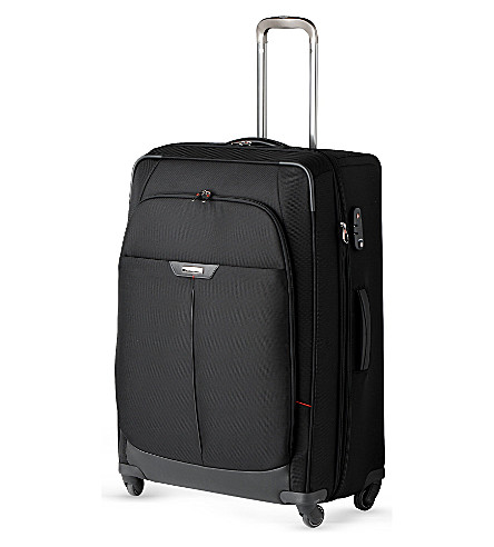 SAMSONITE Pro–DLX3 four-wheel suitcase 78cm (Black