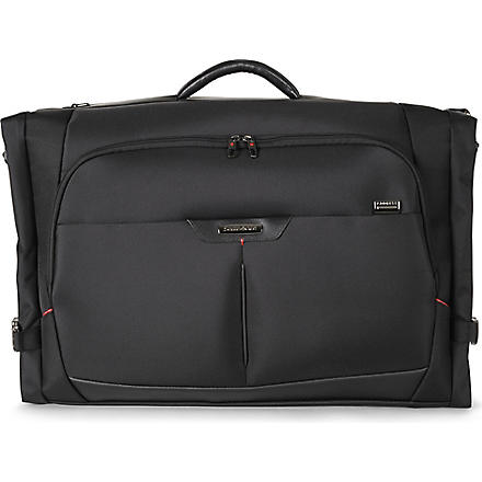 SAMSONITE Pro–DLX tri–fold garment bag (Black