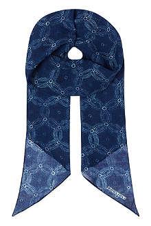 BOGLIOLI Bandana print scarf