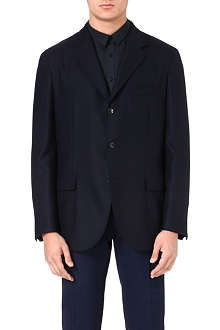 BOGLIOLI Three-button wool jacket