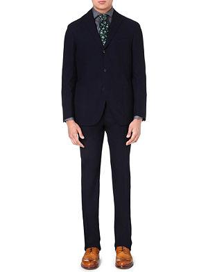 BOGLIOLI Single-breasted wool suit