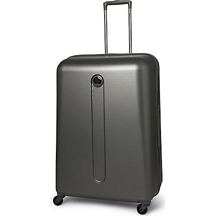 DELSEY Helium four-wheel suitcase 76cm (Silver