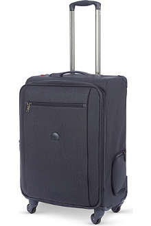 DELSEY Montmartre four-wheel expandable cabin suitcase