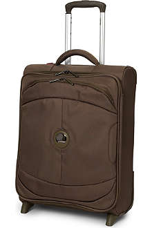 DELSEY U Lite Slim two-wheel cabin suitcase 55cm