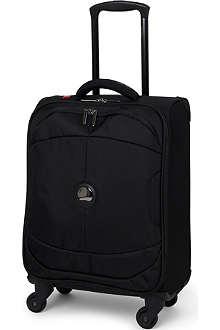 DELSEY U Lite four-wheel cabin suitcase 53cm