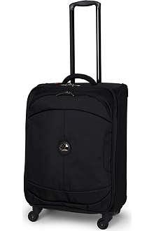 DELSEY U Lite four-wheel cabin suitcase 68cm