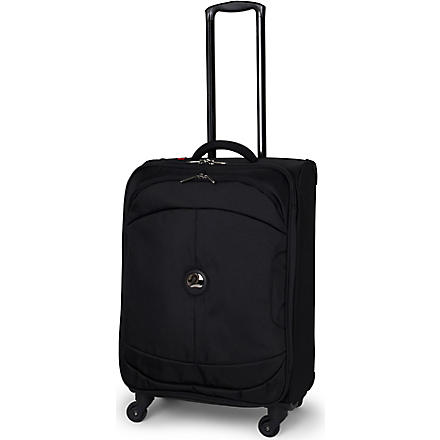 DELSEY U Lite four-wheel cabin suitcase 68cm (Black