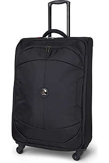 DELSEY U Lite four-wheel cabin suitcase 81cm