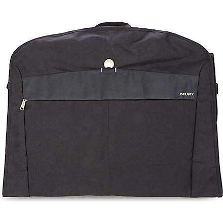 DELSEY Belleville garment cover (Black
