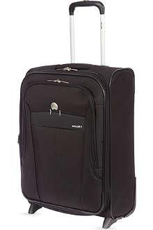 DELSEY Belleville expandable cabin suitcase