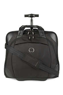 DELSEY Quarterback two-wheel cabin suitcase