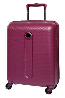 DELSEY Helium slim four-wheel cabin suitcase 54cm