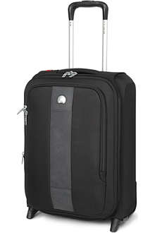 DELSEY La Défense expandable two-wheel cabin suitcase 55cm