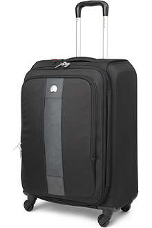DELSEY La Défense four-wheel expandable suitcase 66cm