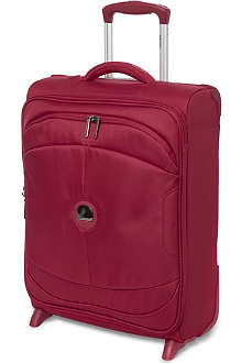 DELSEY U Lite two-wheel cabin suitcase 55cm