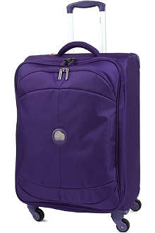 DELSEY U Lite expandable four-wheel suitcase 68cm