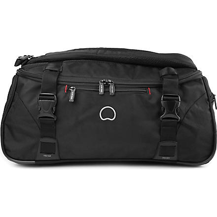 DELSEY Crosstrip cabin duffel bag (Black