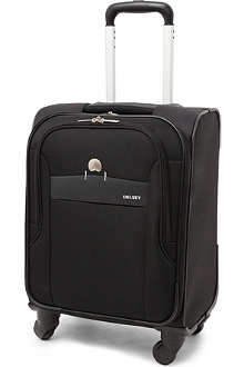 DELSEY Belleville expandable two-wheel cabin suitcase 55cm