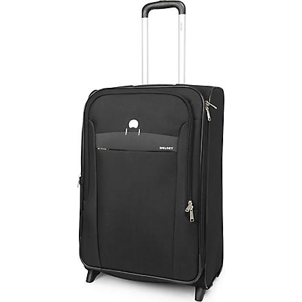 DELSEY Belleville four-wheel expandable suitcase 64cm (Black