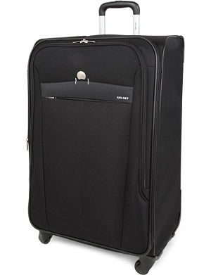 DELSEY Belleville four-wheel expandable suitcase 76cm