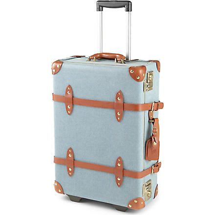 STEAMLINE LUGGAGE The Diplomat cabin suitcase 60cm (Denim