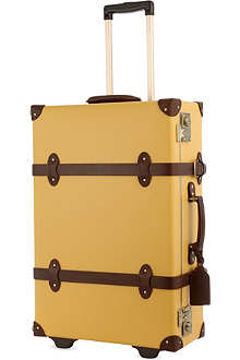 STEAMLINE LUGGAGE The Correspondent Stowaway four-wheel suitcase