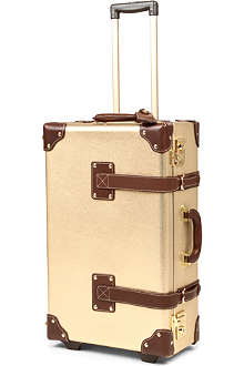 STEAMLINE LUGGAGE The Diplomat stowaway suitcase