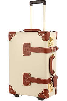 STEAMLINE LUGGAGE The Diplomat two-wheel suitcase
