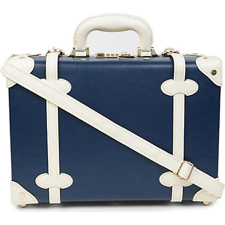STEAMLINE LUGGAGE Entrepreneur briefcase (Navy