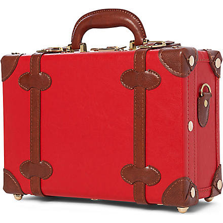 STEAMLINE LUGGAGE Entrepreneur vanity case 30cm (Red