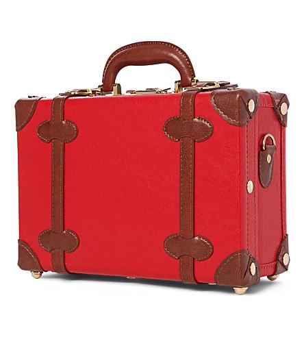 STEAMLINE LUGGAGE Entrepreneur vanity case 30cm (Red